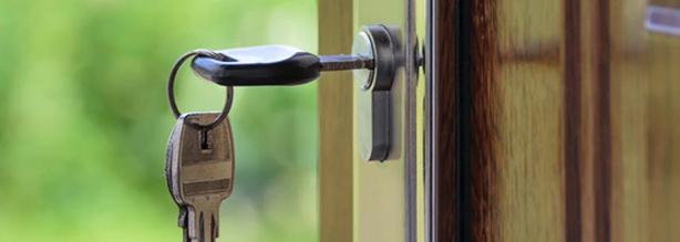 Buitendeur & veiligheidsbeslag